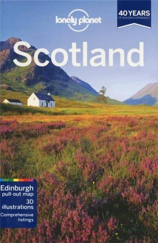 Lonely planet scotland travel guide rustic touch for Travel guide to scotland