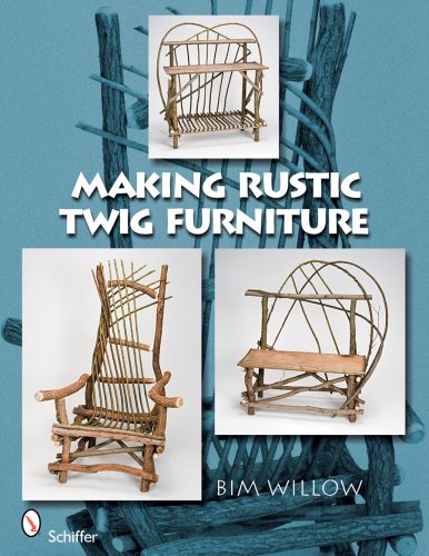 Making Rustic Twig Furniture