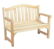 Cedarlooks 050506C Camel Back Bench