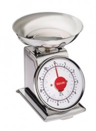 Taylor 3710-21 Stainless Steel Retro Kitchen Scale