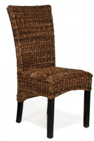 Louis Rattan Side Chair