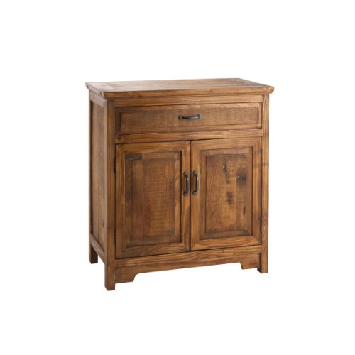 PL Home Sideboard with Wide Drawer, Small