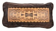 "Big House Home Collection ""Navajo Rug 8008"" Home Accent Pillows, 11 by 20-Inch"