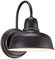 Urban Barn Collection 11 1/4″ High Bronze Outdoor Wall Light