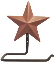 Barn Star Toilet Paper Holder