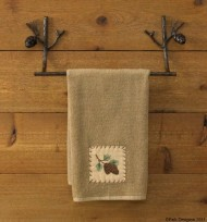 Pine Lodge Towel Bar 16″