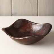 Native Trails Monterey Antique Copper Bowl