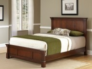 Home Styles 5520-500 The Aspen Collection Queen Bed