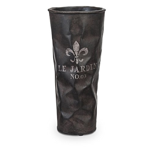 "Abbott Collection Taper ""Le Jardin"" Vase, Tall"