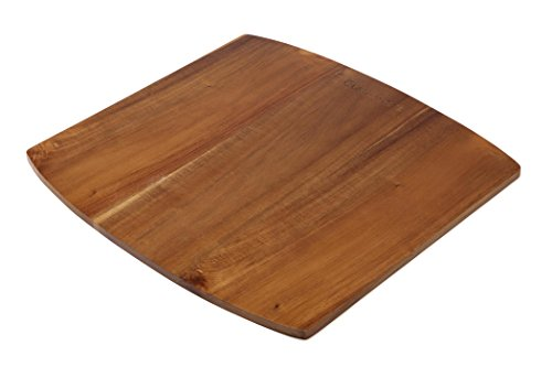 Cuisinart CPSB-1515 Rustic Serving Board, Brown