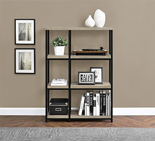 Altra Elmwood Bookcase, Sonoma Oak