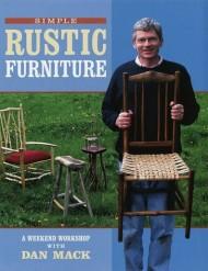Simple Rustic Furniture : A Weekend Workshop With Dan Mack