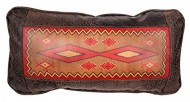 "Big House Home Collection ""Navajo Rug 8006"" Home Accent Pillows, 11 by 20-Inch"