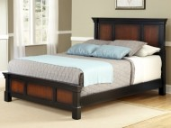 Home Styles 5521-500 The Aspen Collection Queen Bed