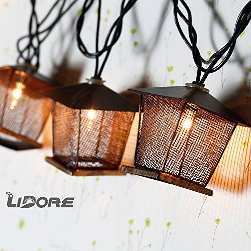 Lidore 10 Counts Vintage Bronze Iron