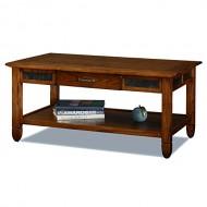 Slatestone Oak Storage Coffee Table – Rustic Oak Finish