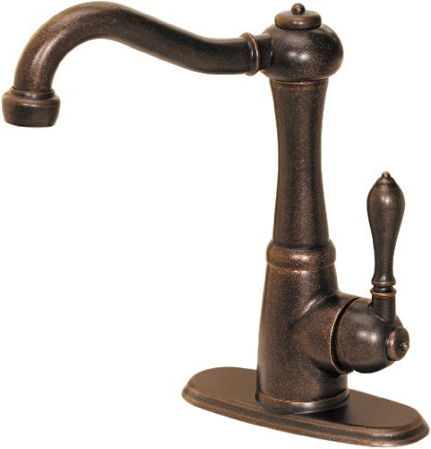 Pfister GT72-M1UU Marielle Bar/Prep Kitchen Faucet, Rustic Bronze