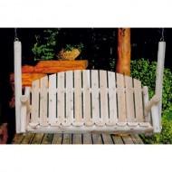 Lakeland Mills CF75 Country Porch Swing, 5′