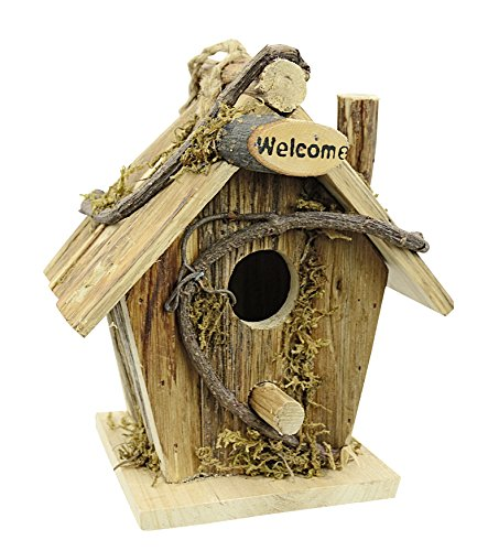 Red Carpet Studios Beneficial Bird Wood Bungalow