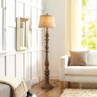 Better Homes and Gardens Rustic Floor Lamp