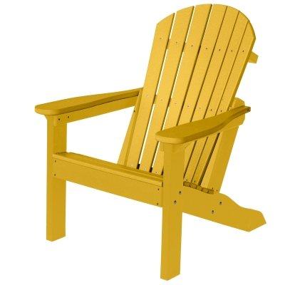 Berlin Gardens Comfo-Back Adirondack Chair – Sunburst Yellow