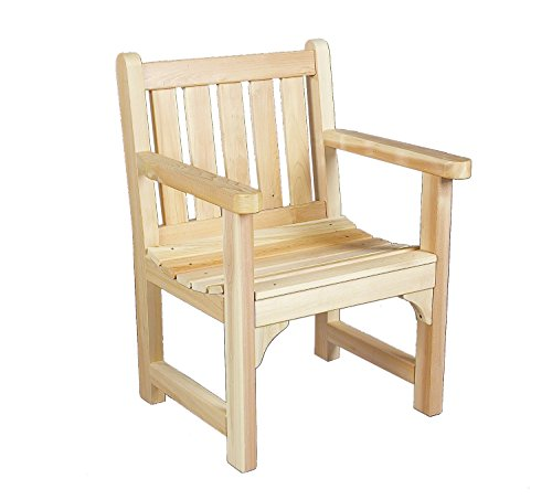 Cedarlooks 0500504 English Garden Chair