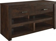 Altra Westbrook 42″ TV Stand, Dark Walnut