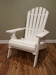 PolyTufTM Adirondack Chair – White