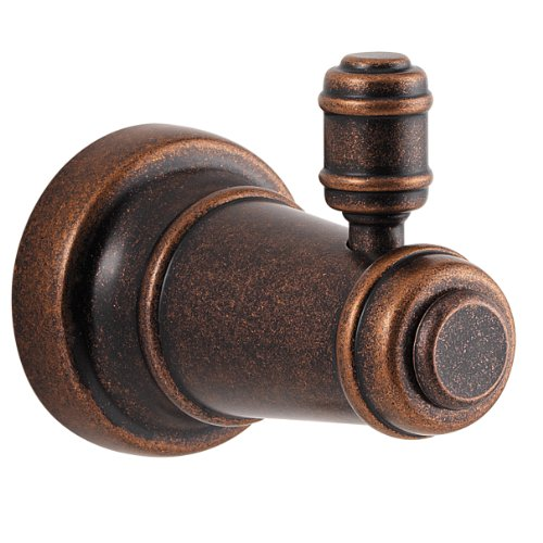 Pfister Ashfield Robe Hook, Rustic Bronze
