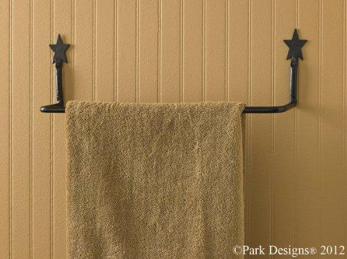 Star Towel Bar 16″